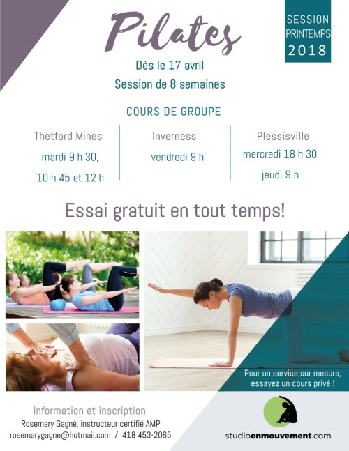 session printemps 2018