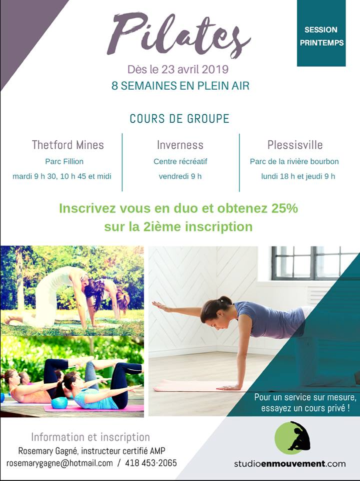 session printemps 2019